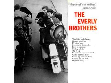 The Everly Brothers - They´re Off And Rolling, Says Archie