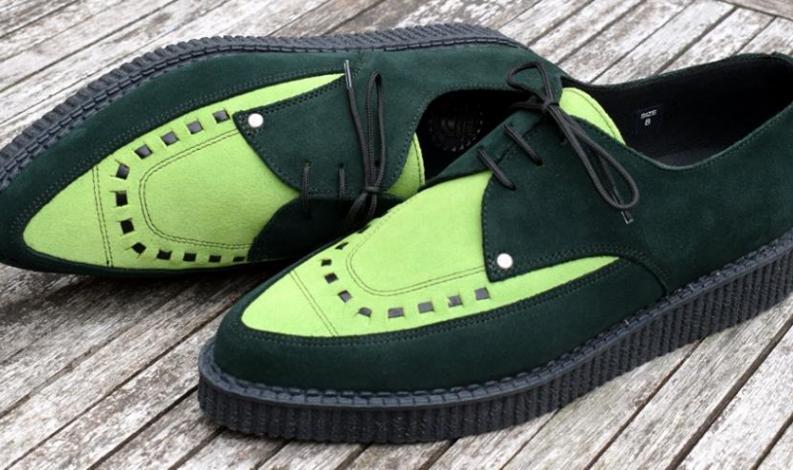 Rockabilly Schuhe - Creepers in vielen Variationen!